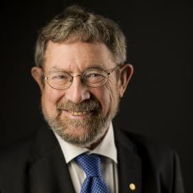 Brown Physics Professor Mike Kosterlitz