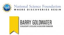 NSF Fellowship Award logo