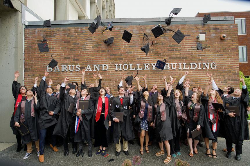 Brown Physics 2018 Undergraduate Class
