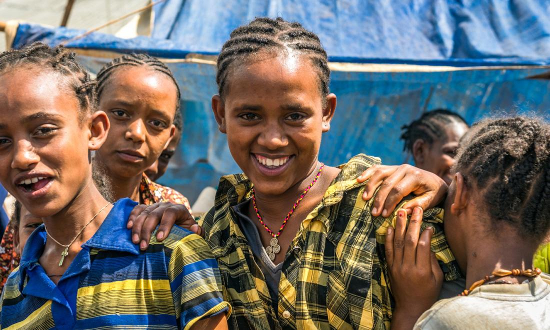 Ethiopian youth