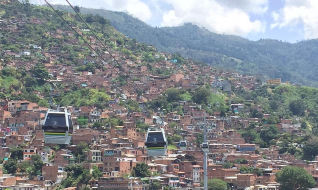Colombian city