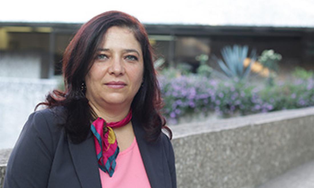 Silvia Giorguli, president of El Colegio de Mexico