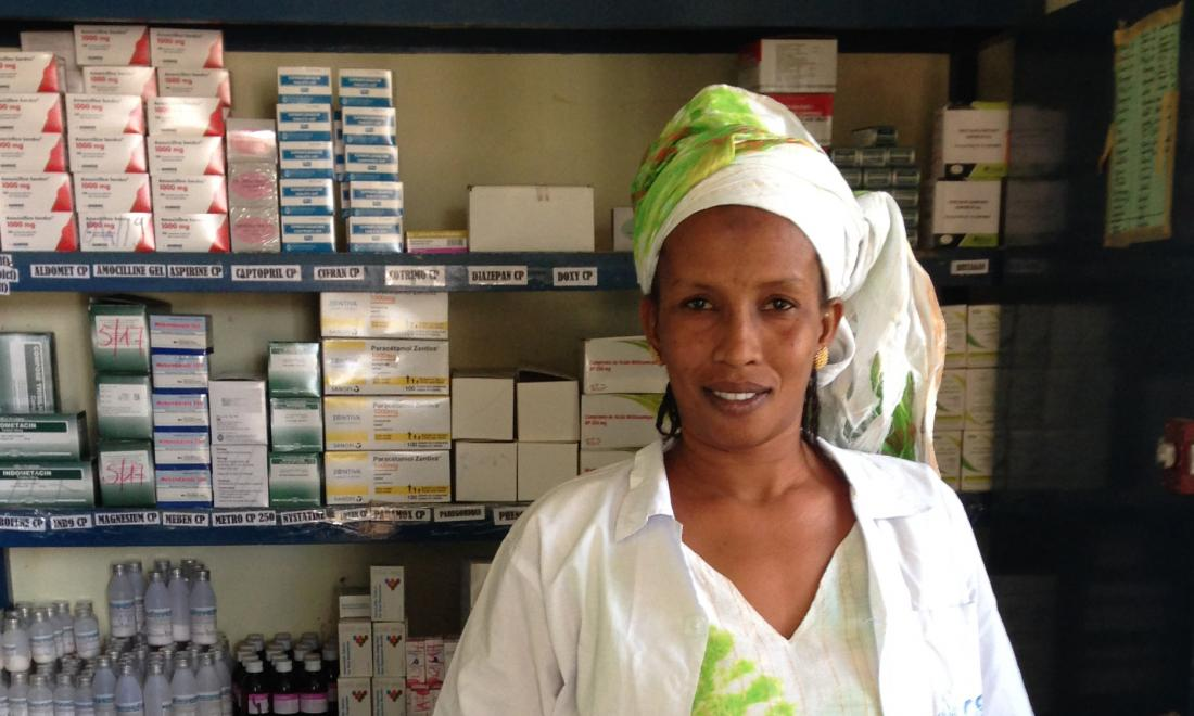 Sveta Senegal pharmacy