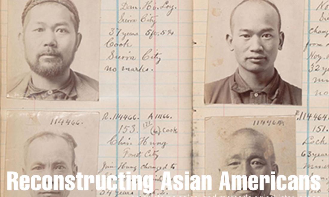 Tina M Park Reconstructing Asian Americans
