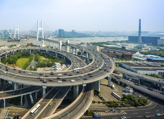 Shanghai highways