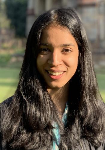 Photo of Suvina Singal