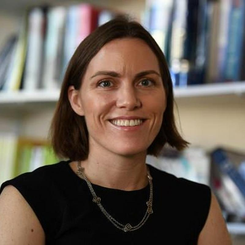 PSTC economist Emily Oster