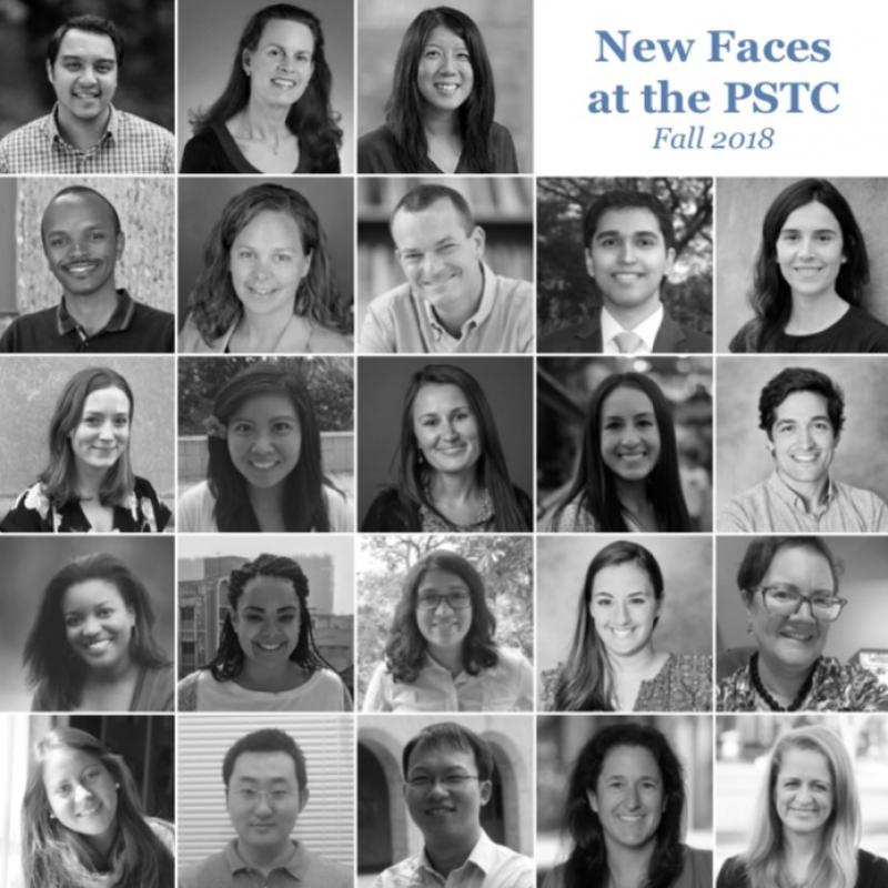 cover of New Faces directory with new community members pictured