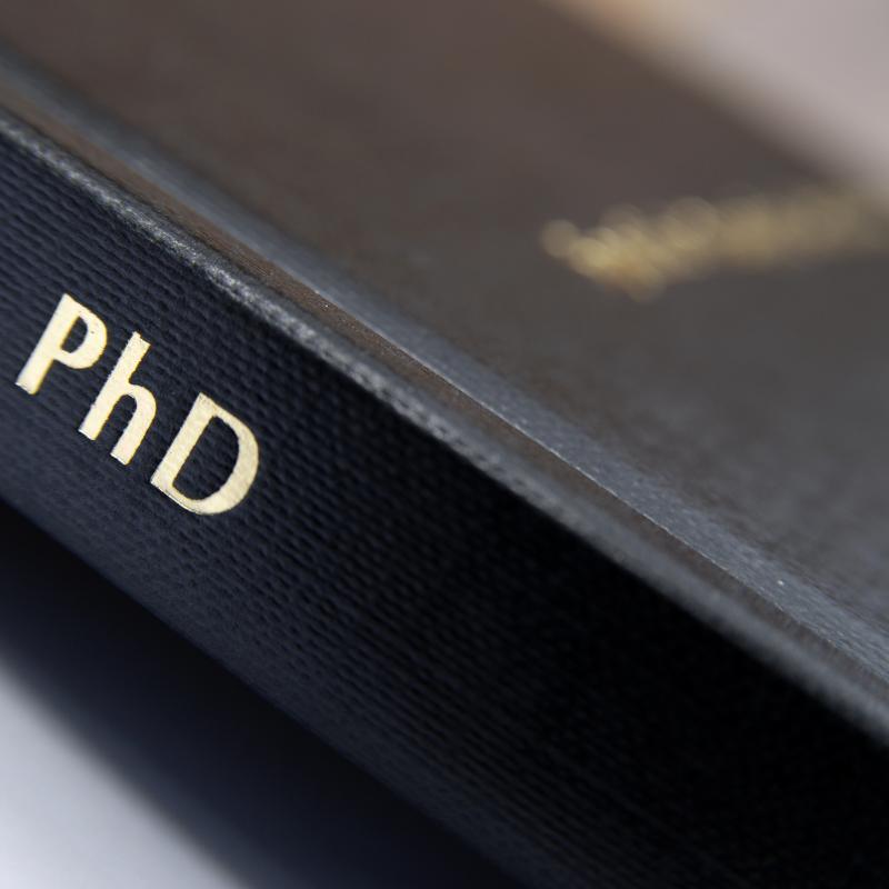 bound dissertation
