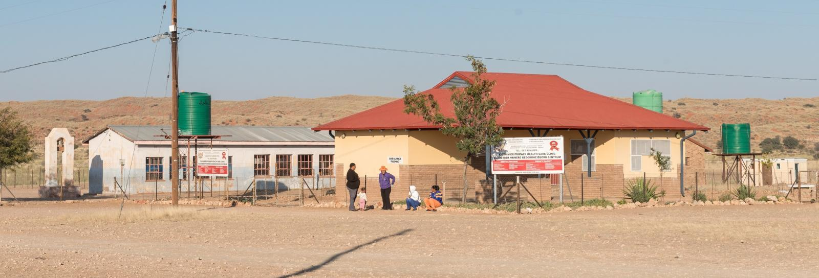 South African medical clinic