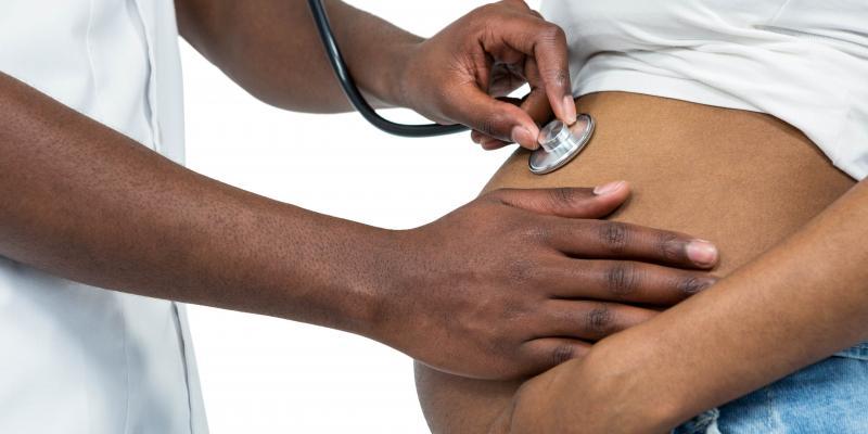 Pregnancy checkup