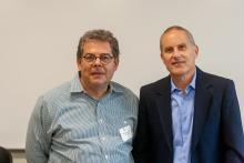 Professors Papandonatos and Schmid