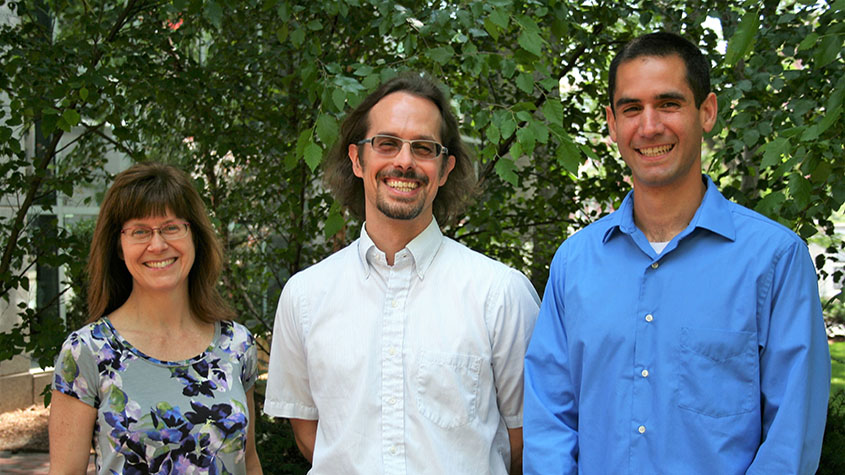 Kate Carey, Christopher Kahler, David Williams