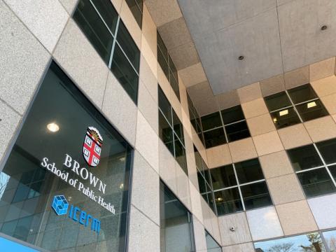 Photo of Brown University's School of Public Health