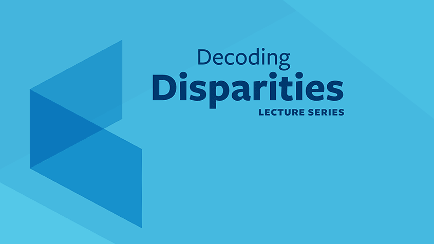 Decoding Disparities