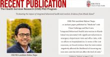 Bishnu Thapa co-authors paper with  Omar Galárraga and Bart Laws