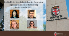 New Faculty Announcement