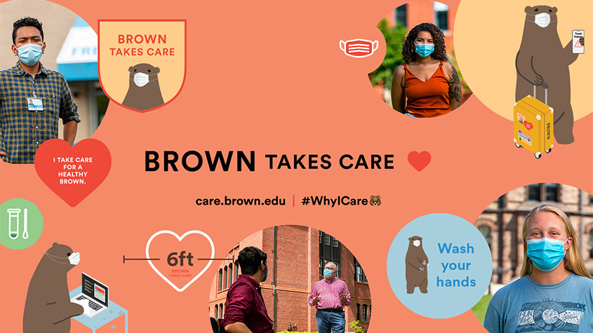 Brown Takes Care