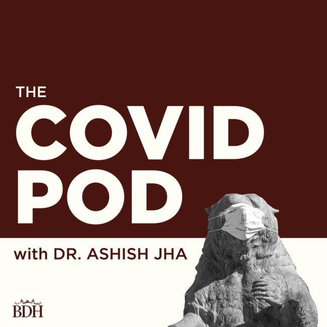 COVID Pod logo