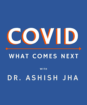 COVID podcast