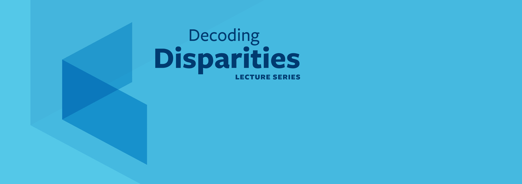 Decoding Disparities