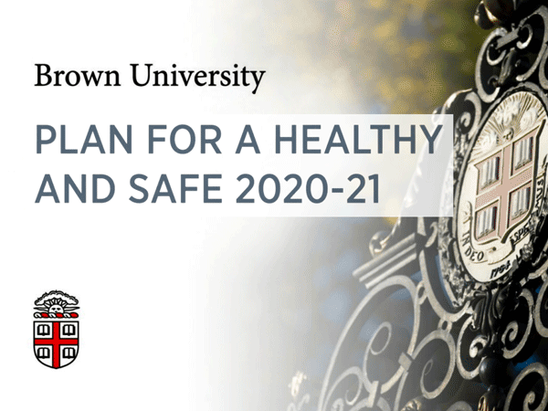 Plan for a Healthy and Safe 2020-21
