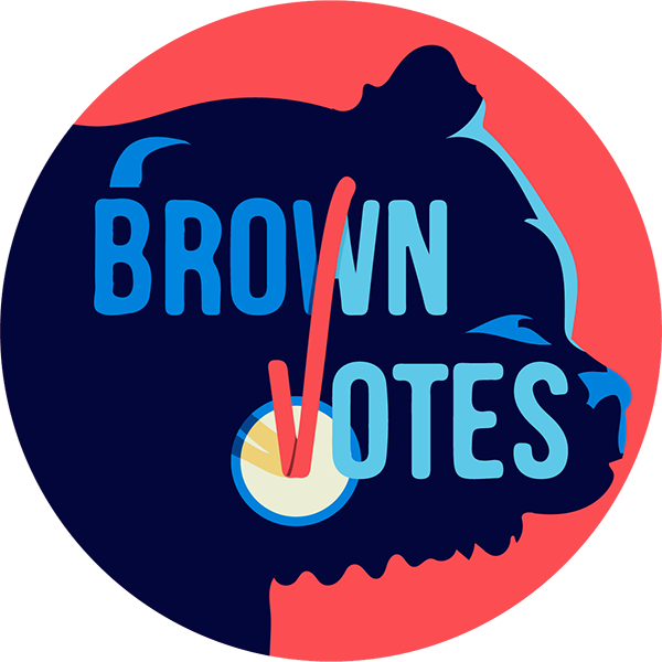 brown votes