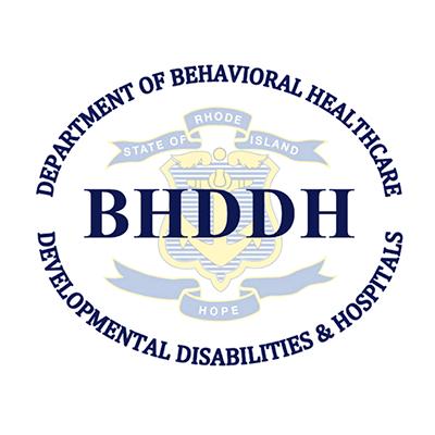 Logo of the BHDDH