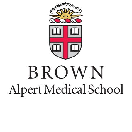 Seal of the Alpert Medical School
