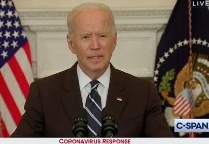 President Biden giving address of September 9 2021