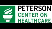 Logo of Peterson Center on Healthcare