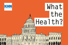 What the health logo