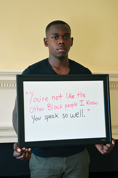 Racial Microaggressions Microaffirmations Center For The Study
