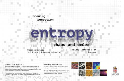 Entropy Opening Reception