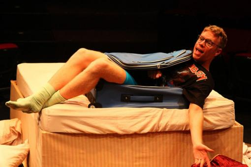 Alston Brown in Reunion, The Playwrights Rep, 2012