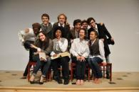 Cast of Gross Indecency, 2011