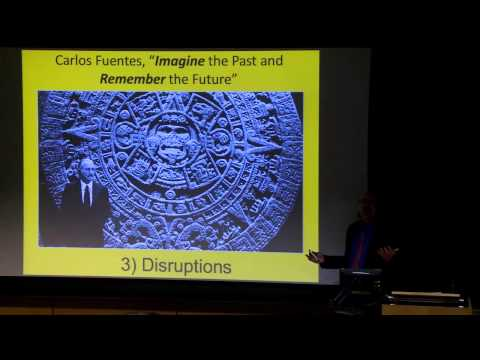 Lecture entitled Latino Springtime