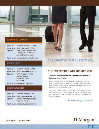 Morgan Stanley Richard B. Fisher Scholarship