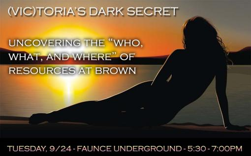 MPC Workshop: (Vic)toria Dark Secret