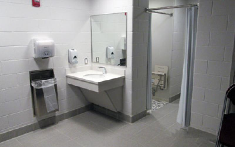 Pizzitola Sports Center Facilities Management Brown