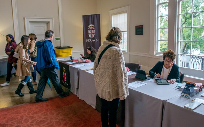 Registration for Family Weekend