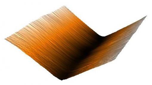 Research Shows Graphene Forms Electrically Charged Crinkles