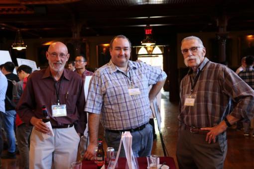 IMNI Technical Staff - Michael Packer, James Carroll, Charles Vickers