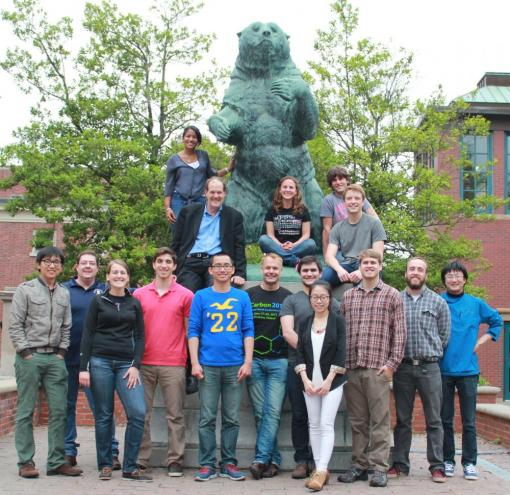 Group Photo: Summer 2014
