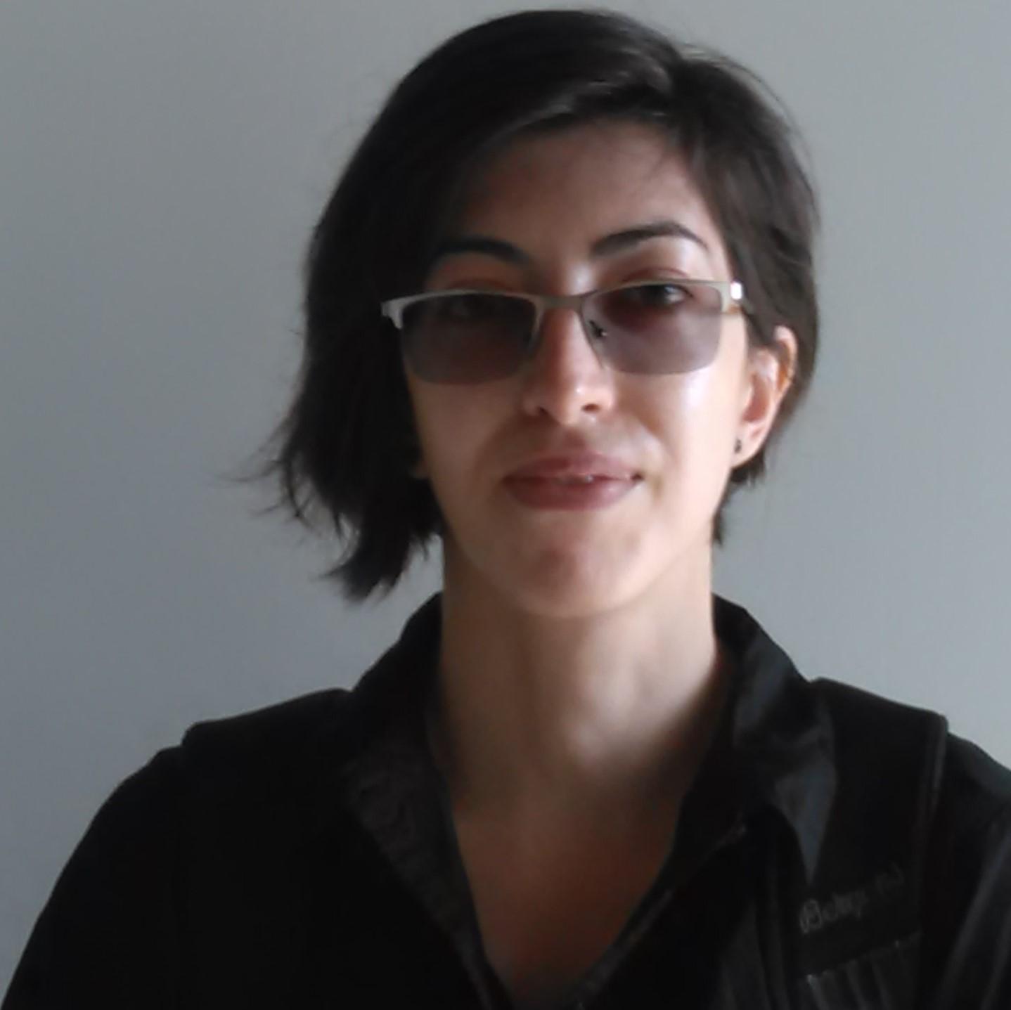 Iuliana Ene Head shot
