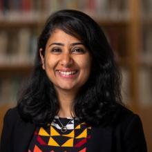 Head shot of Ritambhara Singh
