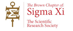 Brown Chapter Sigma Xi logo