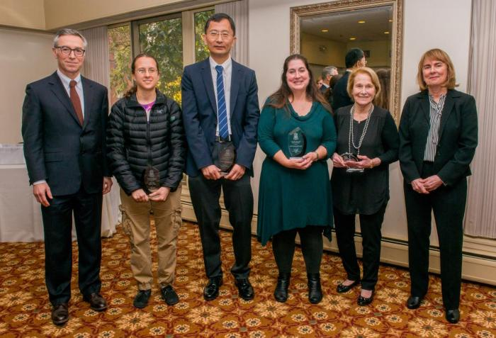 2018 Research Achievement Award Winners